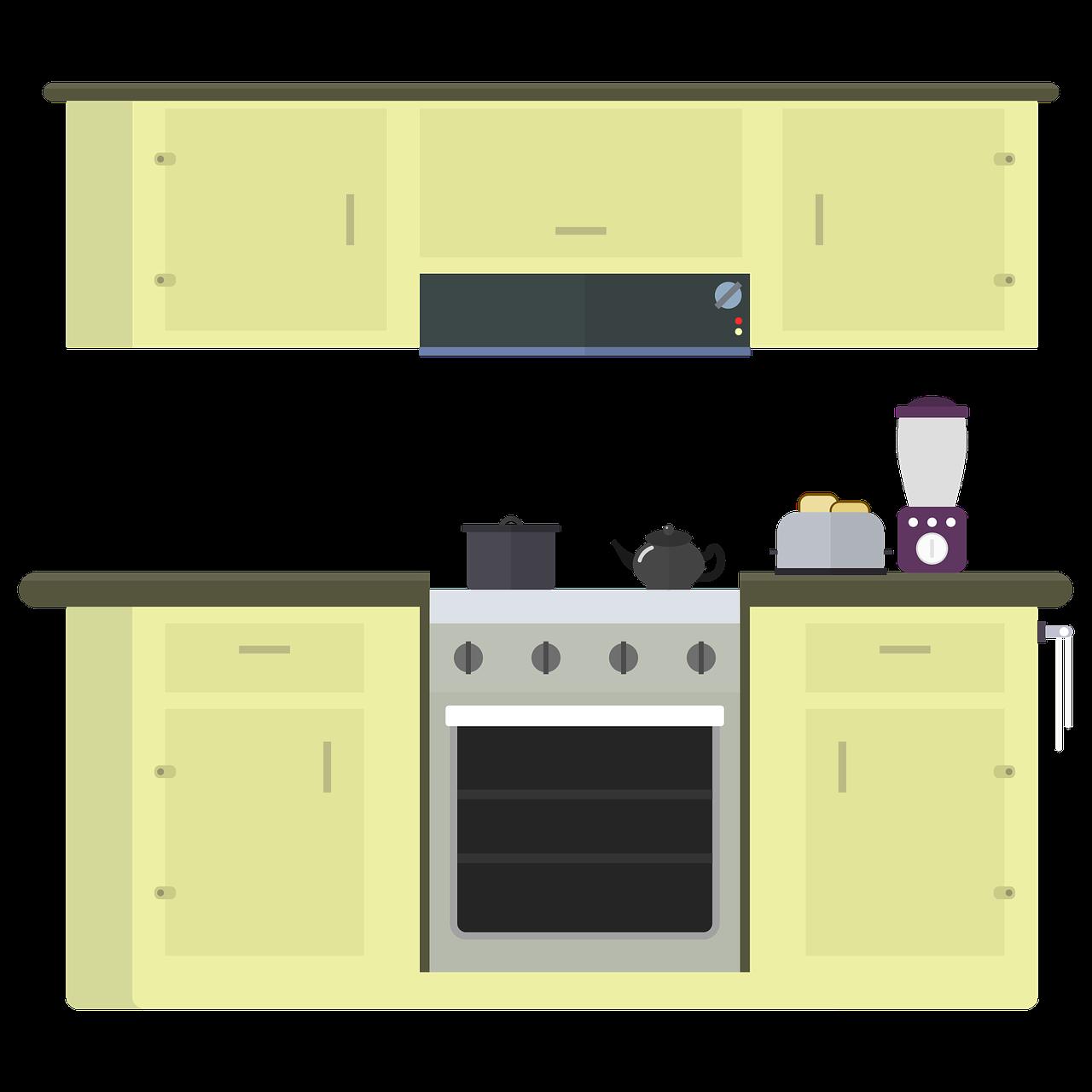 Kuchnia piekarnik